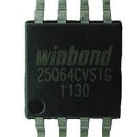 Микросхема Winbond W25Q64CVSIG, 25Q64CVSIG