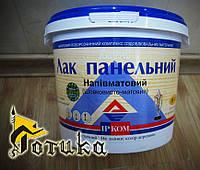 Лак панельный шелковисто-матовый Ирком акриловый ИР-11/ 3л