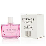 Tester Versace Bright Crystal Absolu