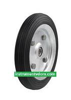 Колесо для хозяйственной тележки 420125-17-У (диаметр 125 мм)