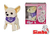 Интерактивная Собачка Chi Chi Love Flippi Simba