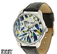 """Прикольные наручные часы """"Твій час"""" ZIZ (Украина)"""