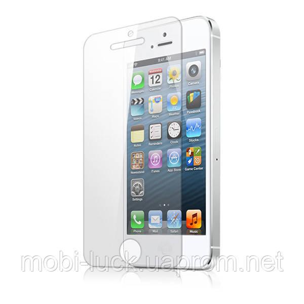 Защитное закаленное стекло iphone  5 5s 6 6s 6s+