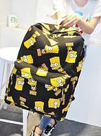 Уникальный рюкзак Барт Симпcон!, фото 1