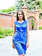 Платье Грация FS-4204 (электрик)
