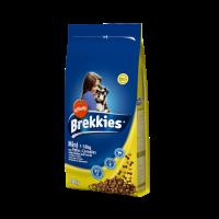 Brekkies Excel Dog Mini Сухой корм для собак мелких пород, весом от 1 до 10 кг.Вес 3кг.