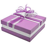 Коробка подарочная декорированая