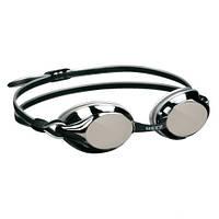 Очки для плавания BECO Boston Mirror чёрный/серебряный 9933 11