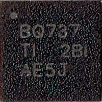 Микросхема Texas Instruments BQ24737 (BQ737, BQ37)