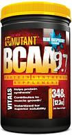 Аминокислоты BCAA аминокислоты Mutant BCAA 9.7 (348 грамм)