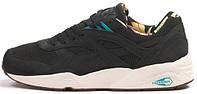 Мужские кроссовки Puma Trinomic R698 «Tropicalia Pack» Black, пума 698