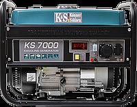 Бензиновый генератор KS 7000, фото 1