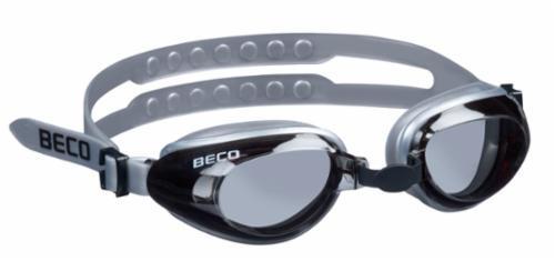 Окуляри для плавання BECO Lima сірий 9924 11