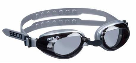Окуляри для плавання BECO Lima сірий 9924 11, фото 2