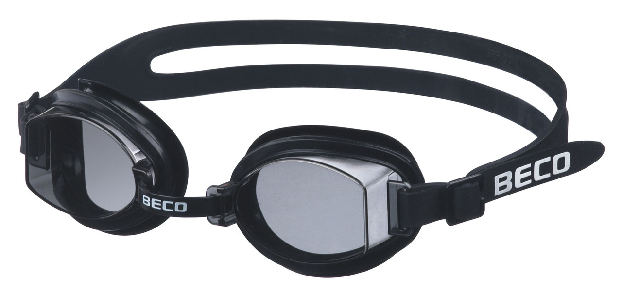 Очки для плавания BECO Macao чёрный 9966 0