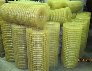 Стеклопластиковая композитная Сетка HardMesh 3 мм 50х50