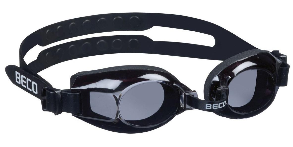 Очки для плавания BECO Newport чёрный 9949 0