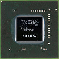 Микросхема nVidia G98-640-U2