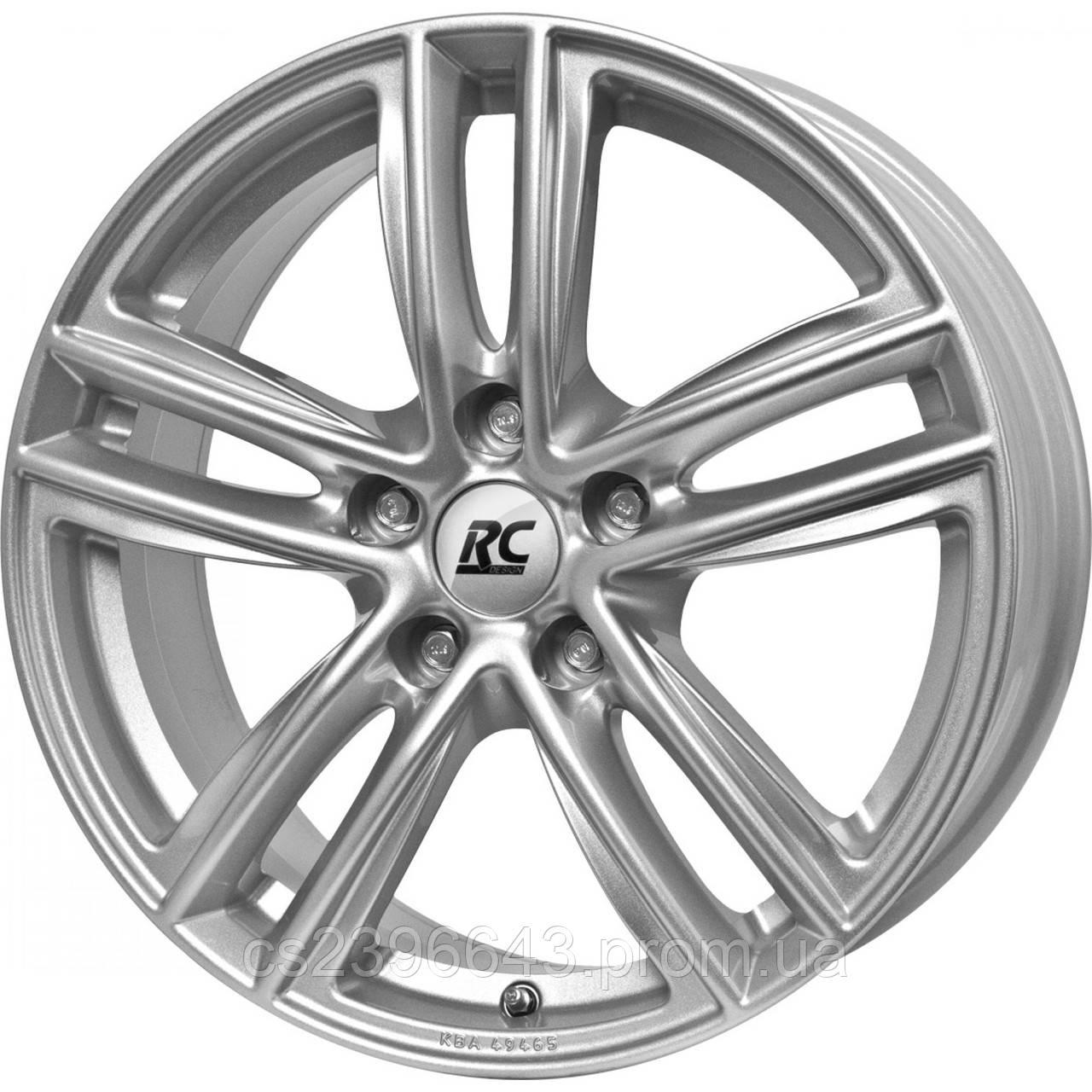 Колесный диск RC Design RC27 17x7,5 ET28