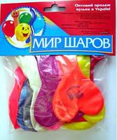 Надувные шарики Сердце с любовью
