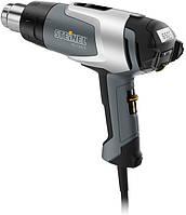Фен STEINEL HG 2320 E (2300 Вт, 80-650С,150-500л/мин, дисплей, сопло 34мм)