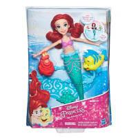 Кукла Ариель плавающая в воде