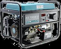 Газобензиновый генератор KS 7000E G, фото 1