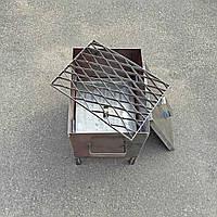 Коптильня горячего копчения, фото 1