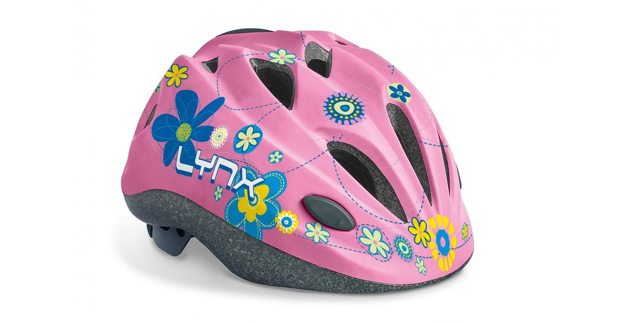 Шлем велосипедный для детей. Велошлем Lynx Kids