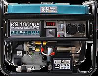 Бензиновый генератор KS 10000E-3, фото 1