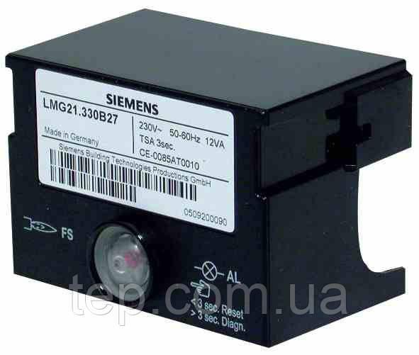 Siemens LMG 25.350 B27