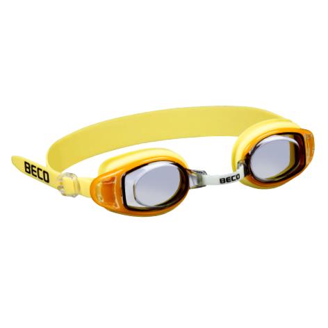 Детские очки для плавания Beco Acapulco жёлтый 9927 2