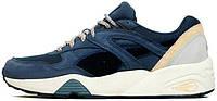 Мужские кроссовки Puma x BWGH R698 Blue, пума 698