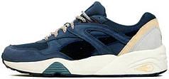 Мужские кроссовки Puma x BWGH R698 Blue