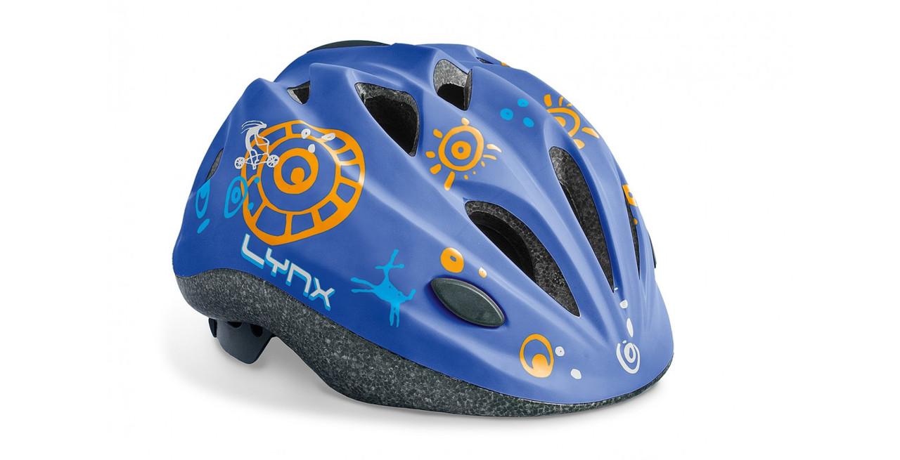 Шолом велосипедний для дітей. Велошолом Lynx Kids