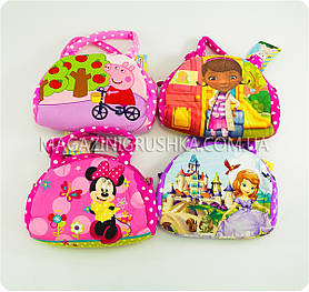 Мини-сумочка детская «Любимые герои» - 4 вида SUMOCHKA 2