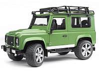 Игрушка Bruder Внедорожник Land Rover Defender 1:16  (02590), фото 1
