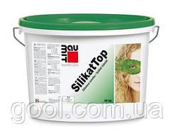Штукатурка декоративная силикатная Baumit SilikatTop барашек 1.5 мм. ведро 25 кг