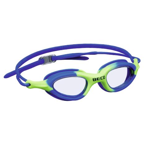 Дитячі окуляри для плавання Beco Biarritz синій/зелений 9930 68