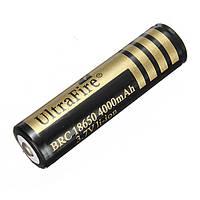 Аккумулятор ultrafire brc 18650 4000 mah li-ion. Аккумуляторы li-ion. Аккумулятор UltraFire