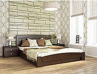 Деревянная кровать: образец мебельного искусства