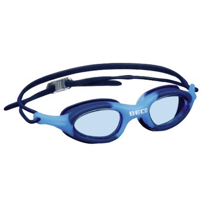 Детские очки для плавания Beco Biarritz т.синий/синий 9930 76, фото 2