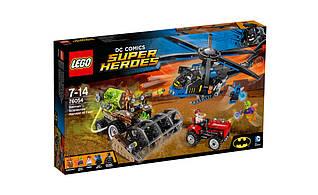 LEGO Super Heroes Бэтмен Жатва страха 76054