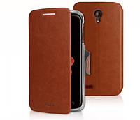 Чехол для мобильного телефона MOFI lenovo s820 Brown
