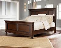 Как декорировать массивную деревянную кровать