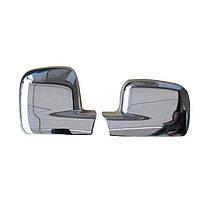 Накладки зеркал хром Volkswagen T5 2003-2010