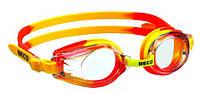 Детские очки для плавания Beco Rimini жёлтый/оранжевый 9926 23