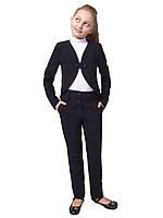 Жакет школьный для девочки м-1051 рост 128 134 140 146 152 и 158, фото 1