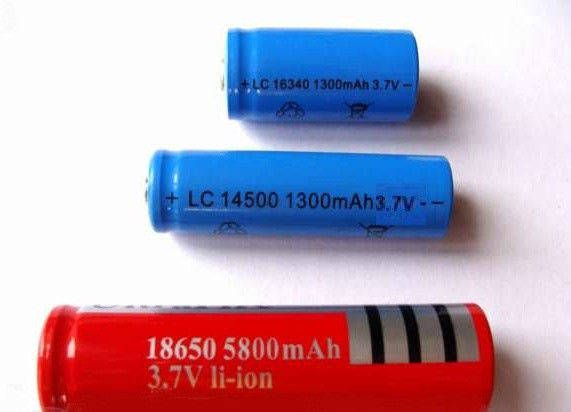 Аккумулятор Bailong. Аккумулятор Li-Ion Bailong LC-16340 1300 mAh 3.7V. Аккумулятор BAILONG Li-ion, фото 2