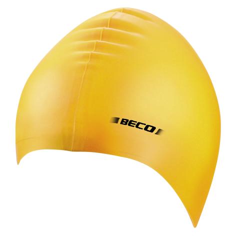 Шапочка для плавания BECO жёлтый 7390 2